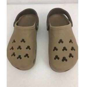 Mickey Mouse Crocs Mens 4/5 (Womens 6/7) Disney